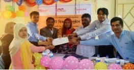 রংপুর নগরীতে সুবিধাবঞ্চিত নারীদের মাঝে ফ্রি সেলাই প্রশিক্ষণ ও সনদ