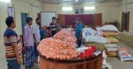 ফুলবাড়ীতে ইউএনও'র উদ্যোগে দরিদ্রদের জন্য ফুড বাস্কেট প্রতিষ্ঠা