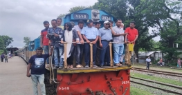 ২২ দিন পর গাইবান্ধার সঙ্গে ঢাকার রেল যোগাযোগ চালু