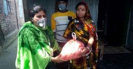 ঠাকুরগাঁওয়ে ইএসডিও'র খাদ্যসামগ্রী বিতরণ অব্যাহত