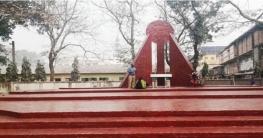 রংপুরের প্রথম শহীদ মিনার গড়ে ওঠার ইতিহাস
