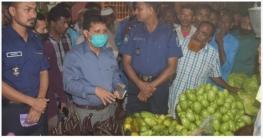 গাইবান্ধায় ব্যবসায়ী প্রতিষ্ঠানকে ৬২ হাজার টাকা জরিমানা