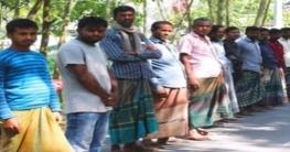 শসার ন্যায্যমূল্য দাবি বীরগঞ্জের কৃষকদের