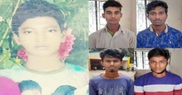 বদরগঞ্জে নয়ন হত্যাকাণ্ডে চারজন গ্রেফতার