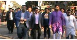 ডিসি ক্যাম্প কনফারেন্সে যোগ দিতে ৫৭ সদস্যের প্রতিনিধি দল ভারতে