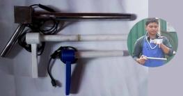 গবাদি পশুর প্রজননের খবর জানাবে বাংলাদেশি ছাত্রের তৈরি যন্ত্র