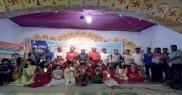 দুরন্ত বাংলা কালচারাল একাডেমীর পুরস্কার বিতরণী অনুষ্ঠান সম্পন্ন
