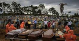 বিশ্বে করোনায় ৫ লাখ ৮০ হাজারেরও বেশি মানুষের মৃত্যু