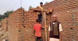 তেঁতুলিয়ায় ঘর পাচ্ছে ভূমিহীন ৩২ পরিবার
