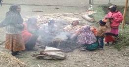 তীব্র শীতে নাকাল পঞ্চগড়-ঠাকুরগাঁও-কুড়িগ্রামের মানুষ