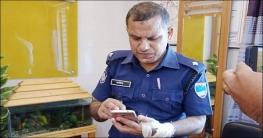 হেফাজতের হামলায় ওসিসহ ৫ পুলিশ সদস্য আহত