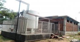 অক্সিজেন প্ল্যান্ট বসানো হচ্ছে গাইবান্ধা জেনারেল হাসপাতালে
