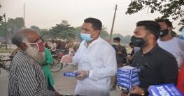 রংপুর জেলা ছাত্রলীগের মাসব্যাপী ইফতার বিতরণ কর্মসূচী অব্যাহত