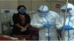করোনা রোগী দেখতে শয্যার পাশে স্বাস্থ্যের নতুন ডিজি