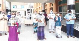রংপুরে আরও ১৩ জনহাসপাতাল থেকে সুস্থ হয়ে বাড়ি ফিরেছেন