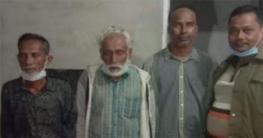রংপুরে পুলিশের অভিযানে দালাল চক্রের ৩ সদস্য গ্রেফতার