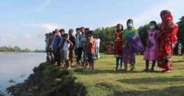 বদরগঞ্জে ২২ ঘণ্টা পর ভেসে উঠলো স্কুলছাত্রের মরদেহ