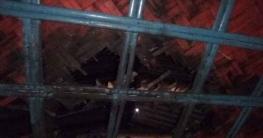 বদরগঞ্জে জমি নিয়ে বিরোধ, বসতভিটায় শত্রুতার আগুন