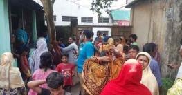 রংপুরে ফ্যানে ঝুলছিল স্ত্রীর মরদেহ, স্বামী পলাতক