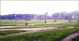 এবারও ঈদের জামাতহচ্ছে নাউপমহাদেশের সবচেয়ে বড় ঈদগাহে