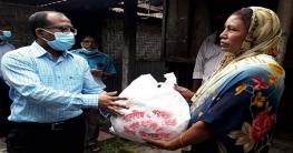 পঞ্চগড়ে করোনায় স্বজনহারাদের বাড়িতে প্রধানমন্ত্রীর ঈদ উপহার
