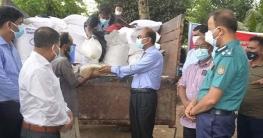 করোনাসংকট মোকাবেলায় রংপুরে ৩০ টাকা দরে চাল বিক্রিশুরু
