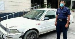 গঙ্গাচড়ায় ২৩ কেজি গাঁজাসহ একটি প্রাইভেটকার জব্দ করেছে পুলিশ