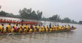 পলাশবাড়ীতে ঐতিহ্যবাহী নৌকাবাইচপ্রতিযোগিতা অনুষ্ঠিত